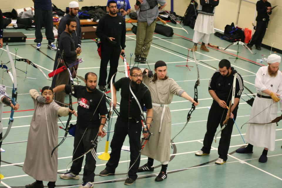 Barebow Archers